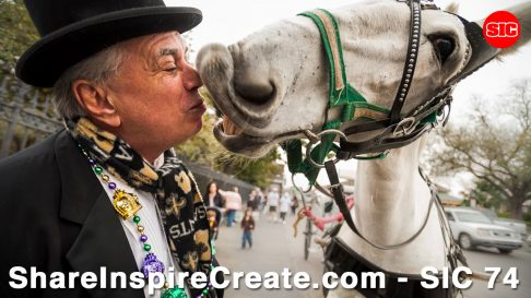 SIC 74 - New Orleans Mule-Kisses with Darlene Hildebrandt