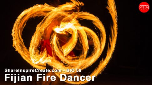SIC 59 - Fijian Fire Dancer