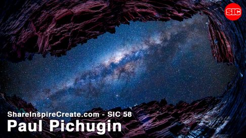 SIC 58 - Paul Pichugin: Follow your passion for adventure, travel and photography