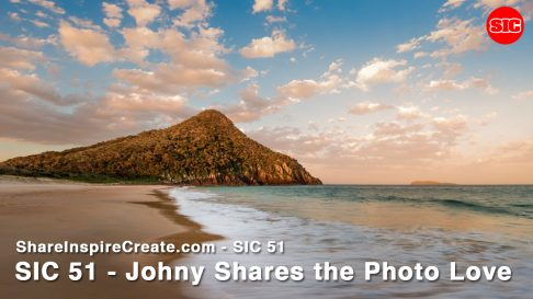 SIC 51 - Johny Shares the Photo Love