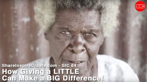 SIC 64 - How Giving a LITTLE Can Make a BIG Difference!