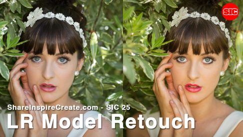 SIC 25 - Lightroom Model Retouch