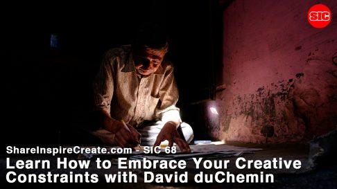 SIC 68 - Embracing Creative Constraints with David duChemin