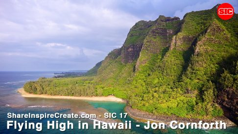 SIC 17 - Flying High in Hawaii - Jon Cornforth