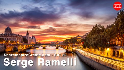 SIC 22 - Paris in Hollywood, Following Your Dream - Serge Ramelli