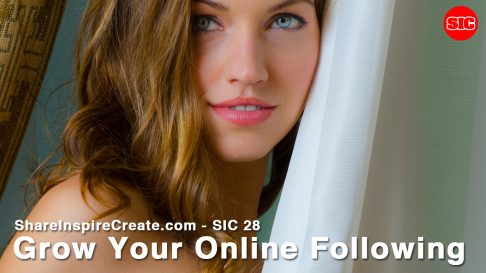 SIC 28 - Grow your Online Following with Frederick Van Johnson