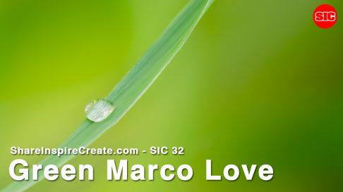 SIC 32 - Green Marco Love