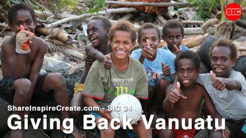 SIC 34 - Giving Back Vanuatu