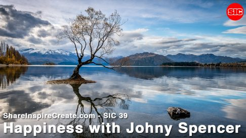 SIC 39 - Happiness with Johny Spencer