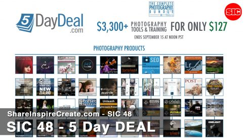 SIC 48 - 5 Day DEAL
