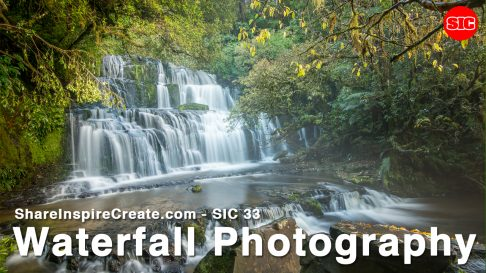 SIC 33 - Waterfall Photography
