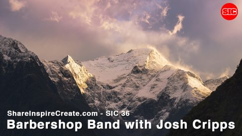 SIC 36 - Barbershop Band with Josh Cripps