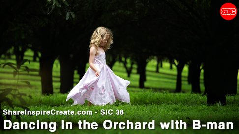 SIC 38 - Dancing in the Orchard with Brent Mail