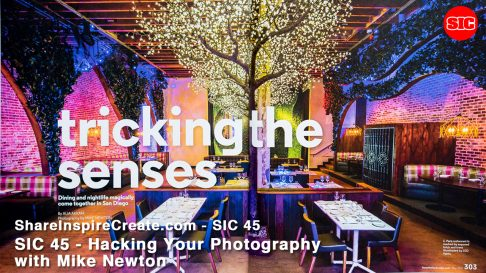 SIC 45 - Hacking Your Photography with Mike Newton