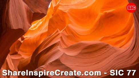 SIC 77 - Antelope Canyon & Sunset Portrait Magic Sauce